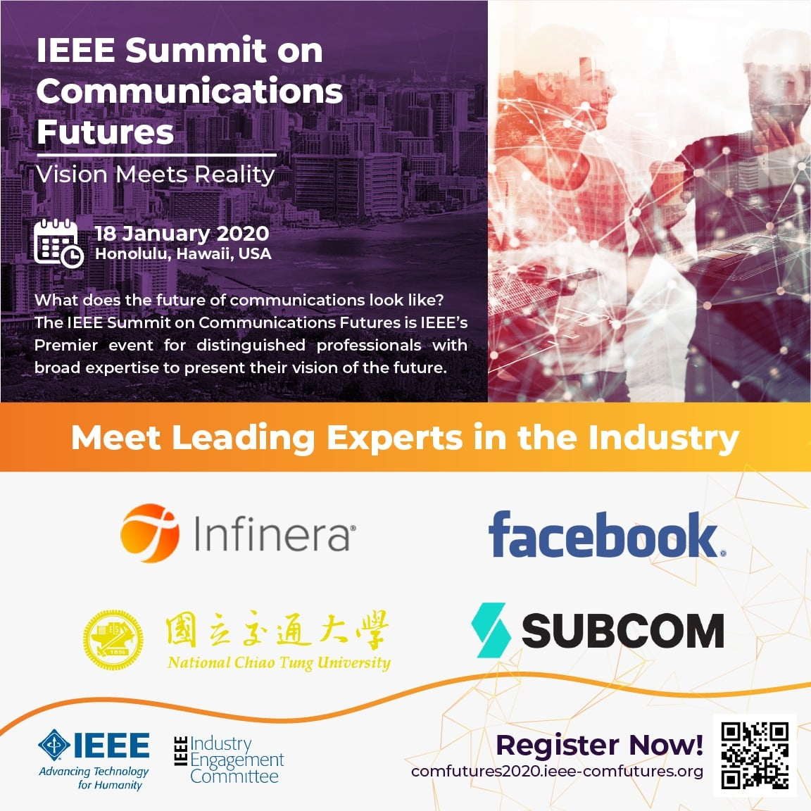 IEEE Summit on Communications Futures