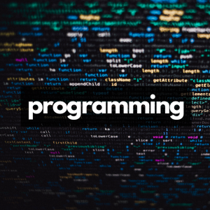 Programming Courses Banner