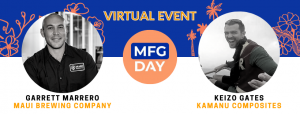 Manufacturing Day Live Event Banner