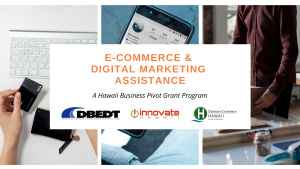 ECommerce Pivot Grant Program Banner