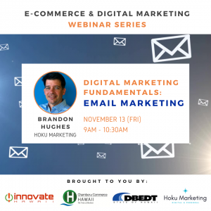 ECommerce Email Marketing Banner