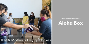 Aloha Box Assembling and Storage