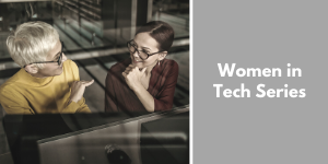 Women in Tech Banner
