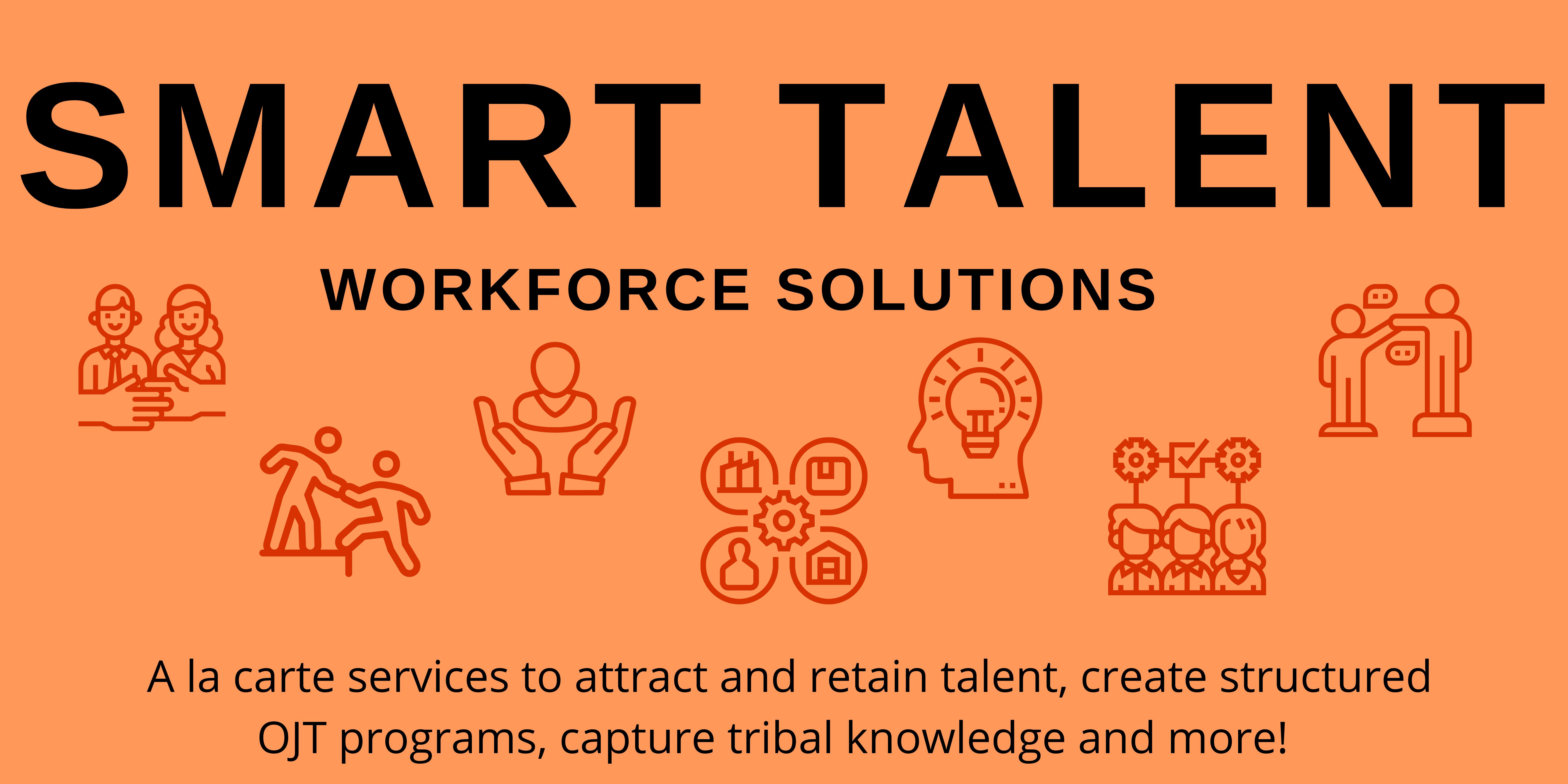Smart Talent Banner