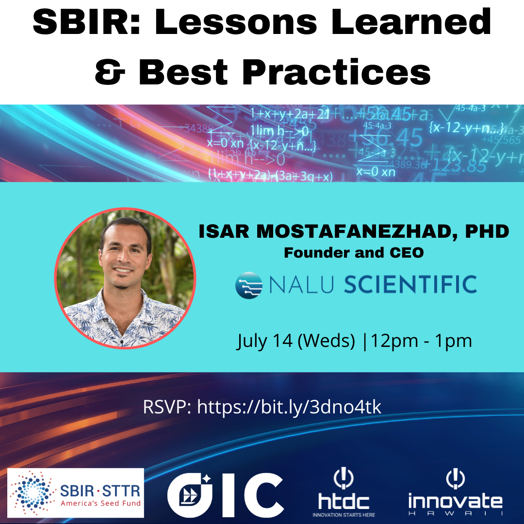 SBIR Basics Lessons Learned and Best Practices Part 1