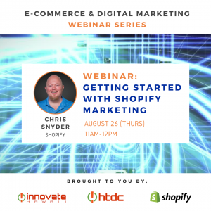 Getting Started with Shopify Marketing Banner