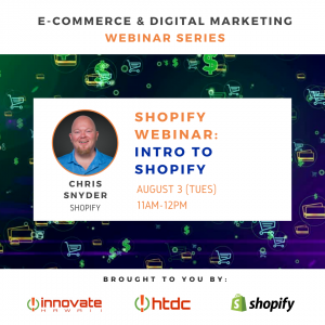 Intro to Shopify Banner