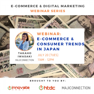 E-Commerce and Consumer Trends in Japan Banner