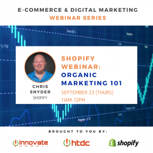 Organic Marketing 101 Banner