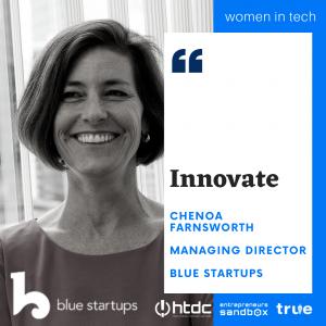 Chenoa Farnsworth Women in Tech